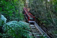 Blue Mountans Scenic Railway