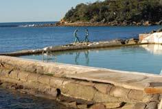piscine de roche